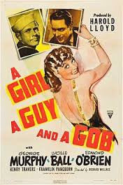 A GIRL, A GUY, AND A GOB (1941) - Rewatch Classic TV - 1