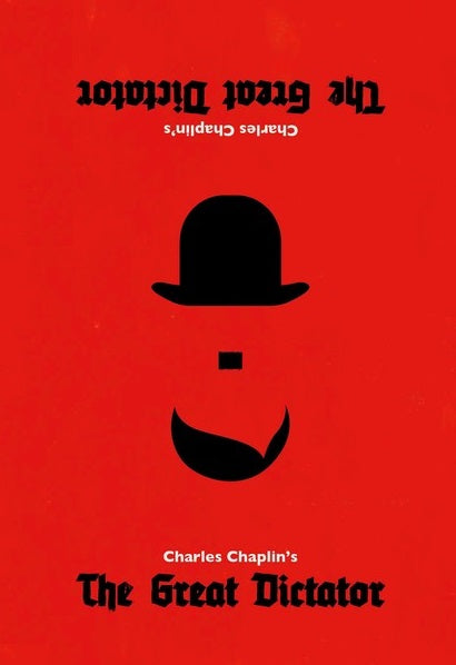 THE GREAT DICTATOR - CHARLIE CHAPLIN (MP 1940)
