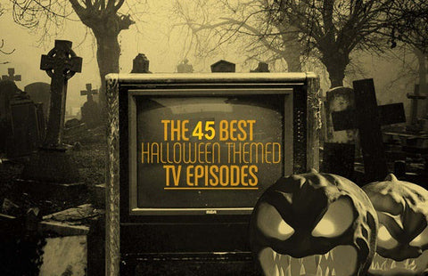 HALLOWEEN SITCOM 45-EPISODE COLLECTION