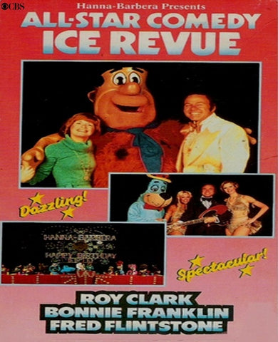 HANNA-BARBERA'S ALL-STAR COMEDY ICE REVUE (CBS 1/13/78) RARE!!!