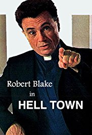 "Robert Blake starred in ""Hell Town"" as Father Noah ""Hardstep"" Rivers as a priest with a heart of gold in a tough east LA parish that's filled with crime.  The series is available on DVD-r from www.RewatchClassicTV.com."