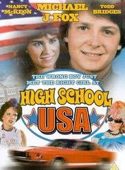 HIGH SCHOOL USA (NBC 10/16/83) - Rewatch Classic TV - 1