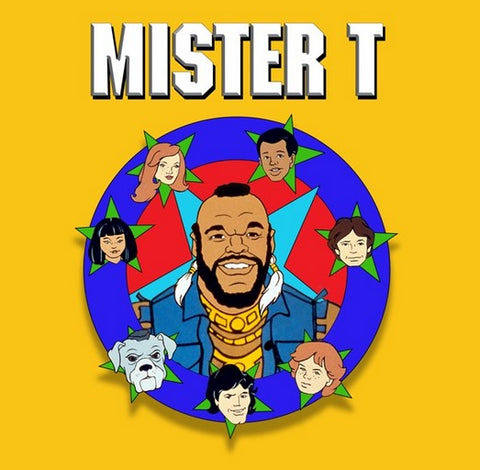 MISTER T - THE COMPLETE ANIMATED SERIES (NBC 1983-86)
