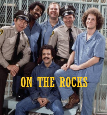 ON THE ROCKS (ABC 1975) EXTREMLY RARE!!!