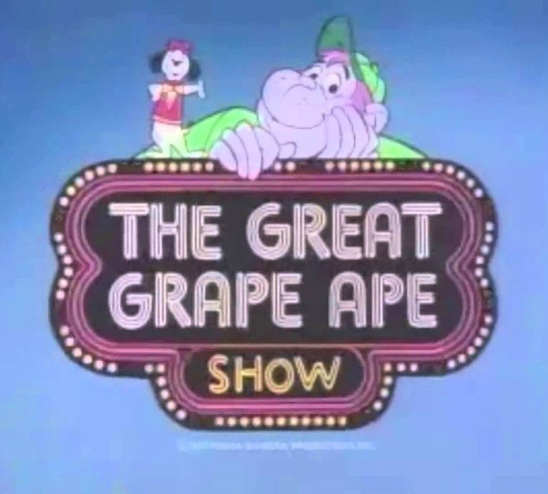 THE GREAT GRAPE APE SHOW – THE COMPLETE SERIES  (ABC 1975) HD QUALITY! - RARE!!!