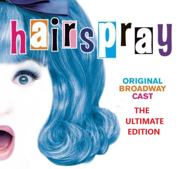 HAIRSPRAY (ULTIMATE EDITION) - THE MUSICAL ~ Broadway, Neil Simon Theatre - Available at RewatchClassicTV.com