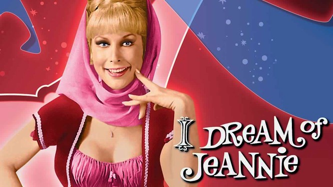 I DREAM OF JEANNIE (THE COMPLETE SERIES)