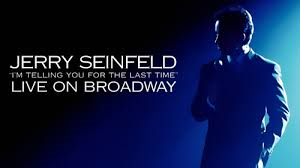 JERRY SEINFELD: I'M TELLING YOU FOR THE LAST TIME – LIVE ON BROADWAY (HBO 8/9/98) - Rewatch Classic TV - 1