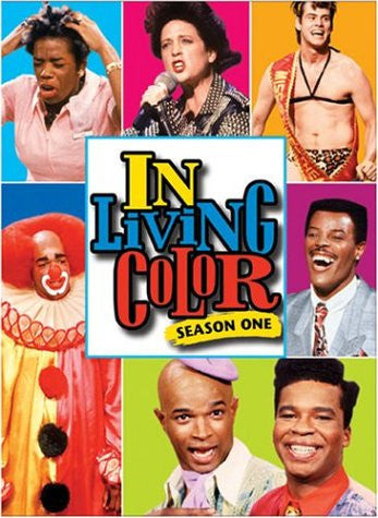 IN LIVING COLOR - SEASON 1 (1990)