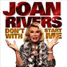 JOAN RIVERS: DON'T START WITH ME (2012) - Rewatch Classic TV
