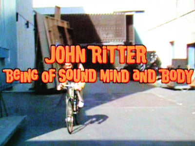 JOHN RITTER, BEING OF SOUND MIND AND BODY (ABC 5/4/80) - Rewatch Classic TV - 1