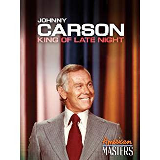 JOHNNY CARSON: THE KING OF LATE NIGHT + BONUS MATERIAL