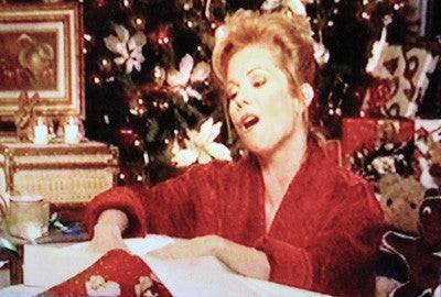 Just In Time For Christmas.Kathie Lee Just In Time For Christmas Cbs 12 11 96