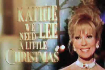 KATHIE LEE: WE NEED A LITTLE CHRISTMAS (CBS 12/12/97) - Rewatch Classic TV - 1