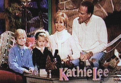 kathie lee christmas every day cbs 121198 rewatch