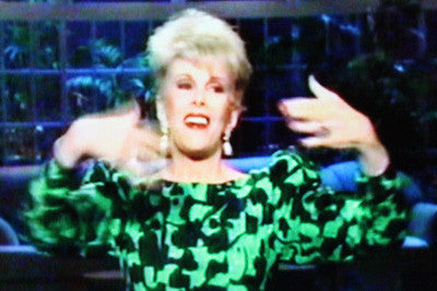 LATE SHOW STARRING JOAN RIVERS - EPISODE 145 (FOX 5/13/87) - Rewatch Classic TV - 2