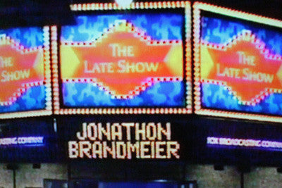 LATE SHOW, THE (FOX week of 8/31-9/4 1987) (Guest Host: Jonathon Brandmeier) 5-Disc Set - Rewatch Classic TV - 1