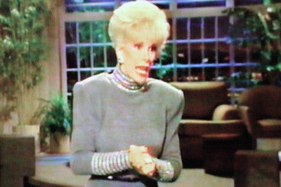 LATE SHOW STARRING JOAN RIVERS - EPISODE 6 (FOX 10/16/86) - Rewatch Classic TV - 2