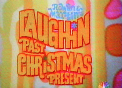 ROWAN & MARTIN'S LAUGH-IN PAST CHRISTMAS PRESENT (NBC 12/2/93) - Rewatch Classic TV - 1