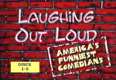 LAUGHING OUT LOUD: AMERICA'S FUNNIEST COMEDIANS - COMPLETE SET (2000) - Rewatch Classic TV - 1