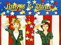 LAVERNE AND SHIRLEY IN THE ARMY (ABC 1981) RARE!!!