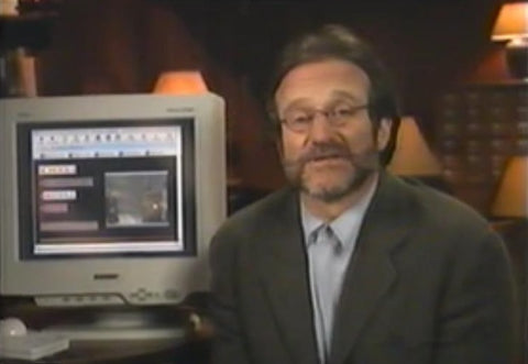 LEARN AND LIVE - HOSTED BY ROBIN WILLIAMS - VERY RARE!!! (DOC 1997)