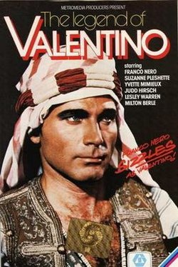 THE LEGEND OF VALENTINO (ABC-TVM 11/23/75)