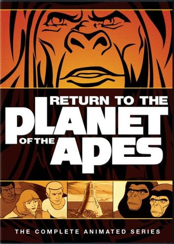 RETURN TO THE PLANET OF THE APES – THE COMPLETE SERIES (NBC 1975-76)
