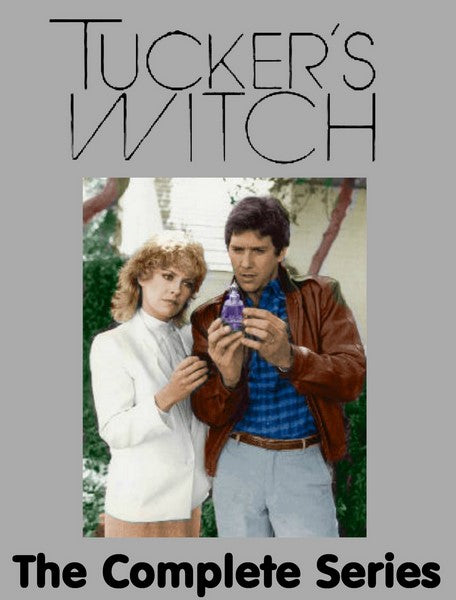 TUCKER'S WITCH – THE COMPLETE SERIES (CBS 1982-83) + BONUS