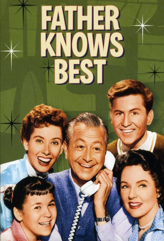 FATHER KNOWS BEST - THE COMPLETE SERIES (1954-1960)