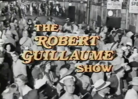 THE ROBERT GUILLAUME SHOW (ABC 1989) RARE!!!