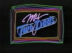 MY TWO DADS - THE COMPLETE SERIES (NBC 1987-90)