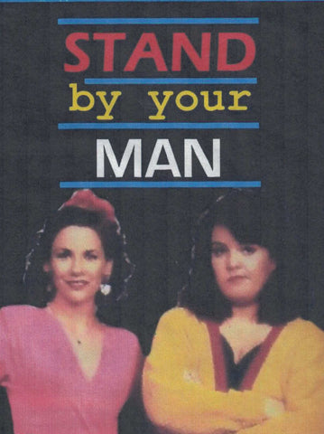 STAND BY YOUR MAN – THE COMPLETE SERIES (FOX 1992) EXTREMELY RARE MELISSA GILBERT/ROSIE O'DONNELL SITCOM