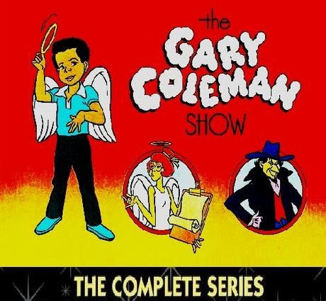 GARY COLEMAN SHOW - THE COMPLETE ANIMATED SERIES (NBC 1982)