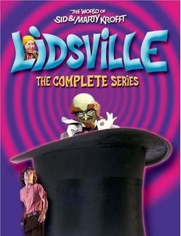 LIDSVILLE (ABC 1972-73) HARD TO FIND!!!