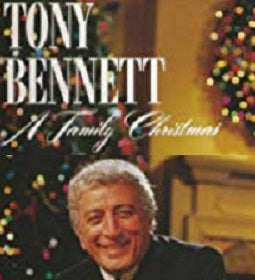 TONY BENNETT - A FAMILY CHRISTMAS