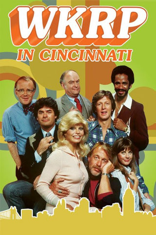 WKRP IN CINCINNATI: THE COMPLETE SERIES (CBS 1978-82)