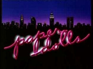 PAPER DOLLS - THE SERIES (ABC 1984)