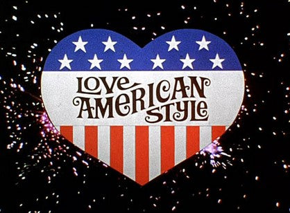 LOVE, AMERICAN STYLE - THE COLLECTION (ABC 1969-1974) RARE!!!