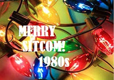 Merry Sitcom 1980s! – A 3-DVD classic collection of 15 holiday themed episodes from some your favorite 1980s sitcoms (Full House, Perfect Strangers, Family Ties, etc. This one-of-a kind set will add the 'merry' to your holidays! Available from www.RewatchClassicTV.com
