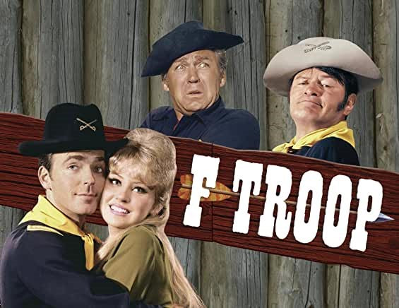 F TROOP (ABC 1965-67)