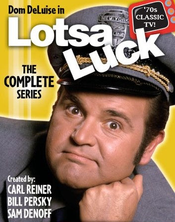 LOTSA LUCK! - THE COMPLETE SERIES (NBC 1973-74) VERY RARE!!!