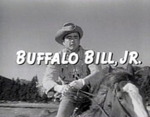 BUFFALO BILL JR. (SYND 1955/56) WESTERN