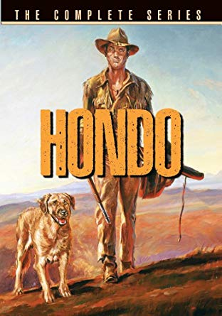 HONDO - THE COMPLETE SERIES (ABC 1967)