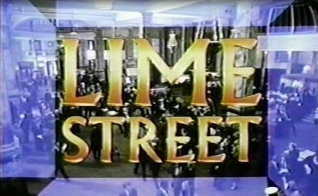LIME STREET (ABC 1985) RARE ROBERT WAGNER SERIES!!!