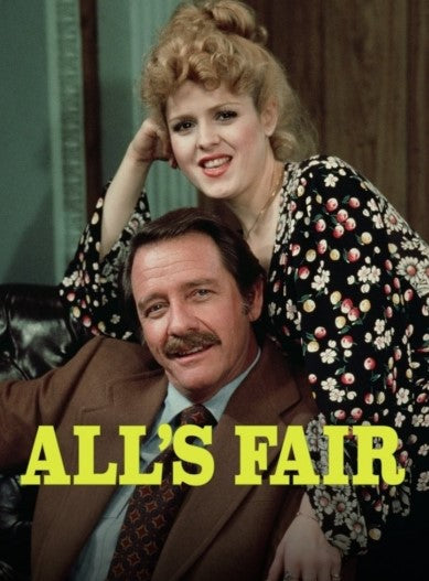 ALL'S FAIR – THE COMPLETE NORMAN LEAR SITCOM (CBS 1976-77) RARE!!!