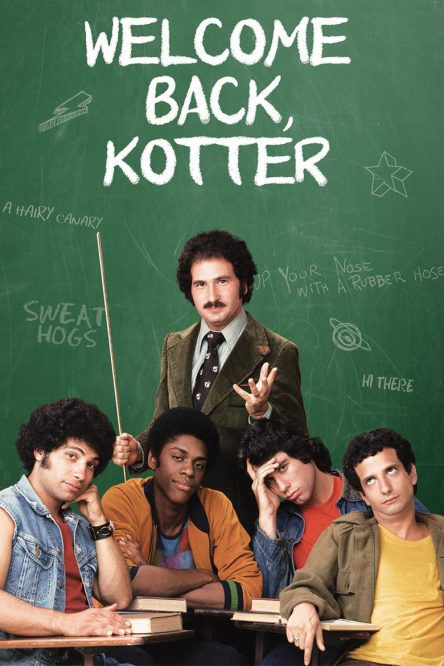 WELCOME BACK, KOTTER (ABC 1975-1979)