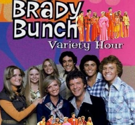 THE BRADY BUNCH HOUR - NEW UPDATED VERSION!!! (ABC 1976/77) - THE COMPLETE SERIES – VERY RARE!!!