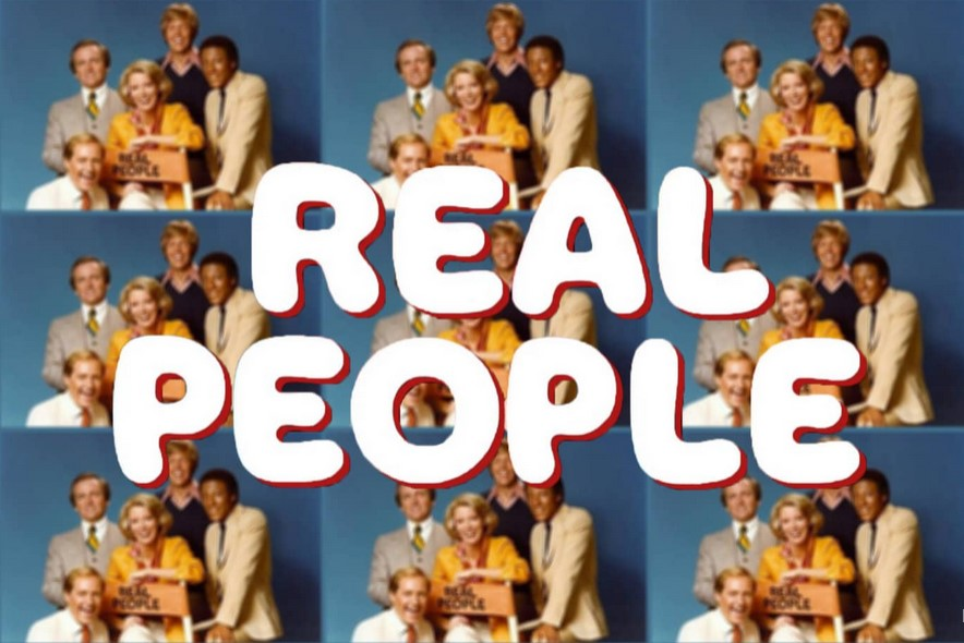 REAL PEOPLE - THE COMPLETE SERIES (NBC 1979-84) VERY RARE!!!