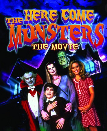 HERE COME THE MUNSTERS (TVM 1985)